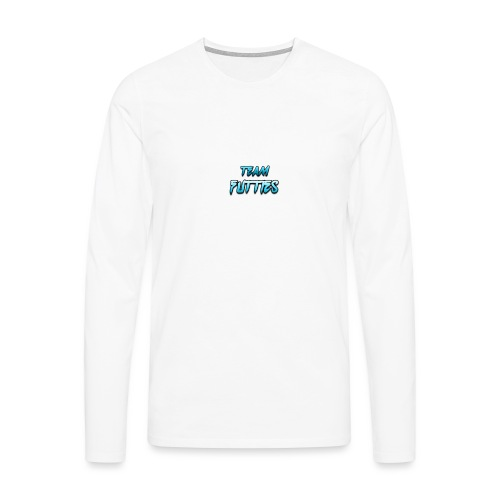Team futties design - Men's Premium Longsleeve Shirt