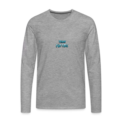 Team futties design - Men's Premium Longsleeve Shirt