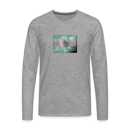 Llama Coin - Men's Premium Longsleeve Shirt
