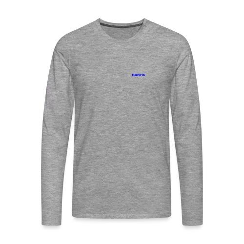 GG12 - Men's Premium Longsleeve Shirt