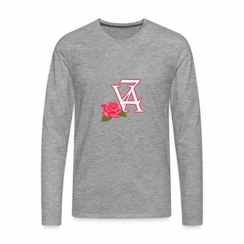 Rose of life - T-shirt manches longues Premium Homme