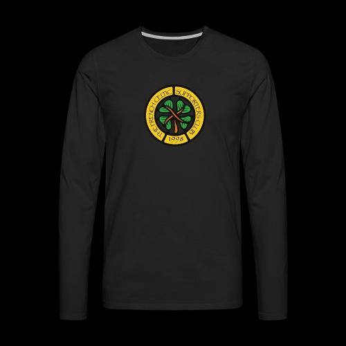 French CSC logo - T-shirt manches longues Premium Homme