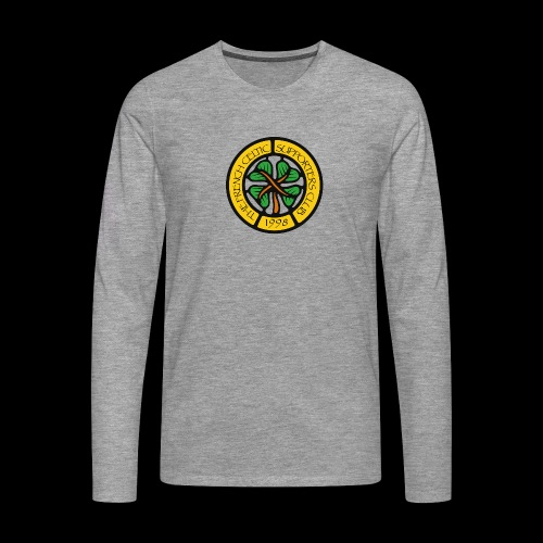 French CSC logo - T-shirt manches longues Premium Homme