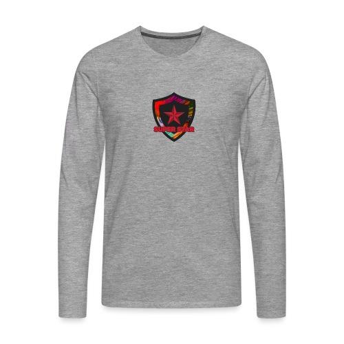 Super Star Design: Feel Special! - Men's Premium Longsleeve Shirt