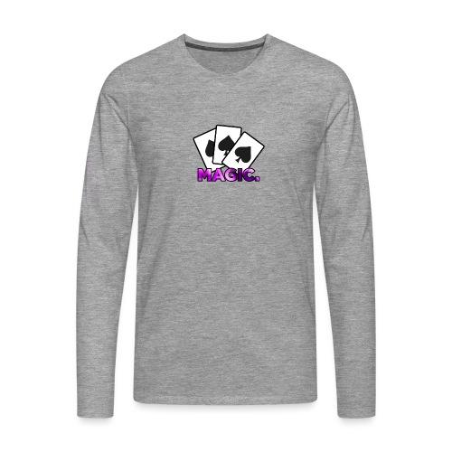 Magic! - Men's Premium Longsleeve Shirt