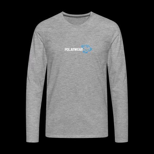 Polarwear Long Sleeve T-Shirt - Men's Premium Longsleeve Shirt