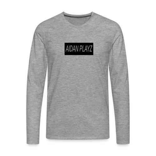 AIDAN - Men's Premium Longsleeve Shirt