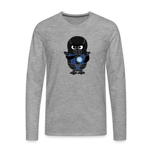 Pingouin SubZero - T-shirt manches longues Premium Homme