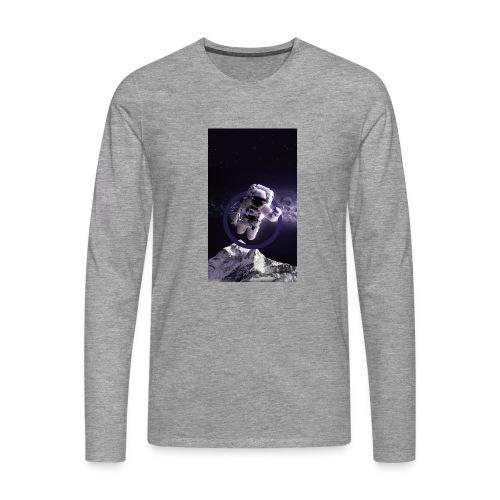 Space - T-shirt manches longues Premium Homme