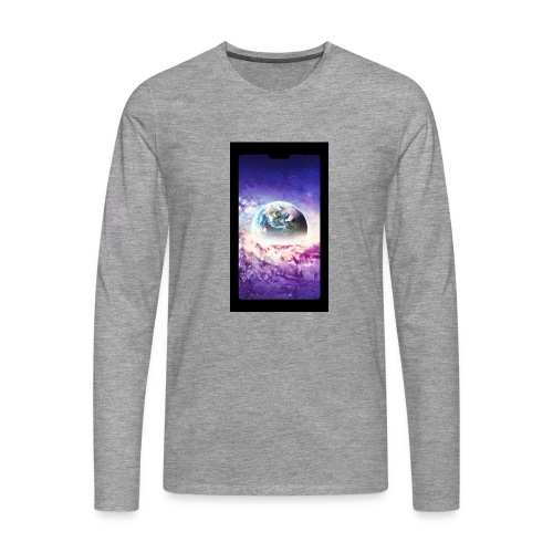 Univers - T-shirt manches longues Premium Homme