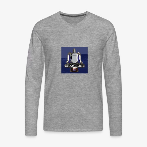 MFC Champions 2017/18 - Men's Premium Longsleeve Shirt