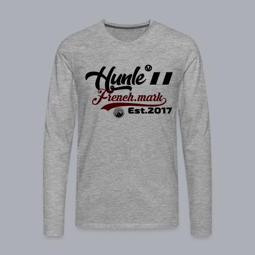 Hunle original 1 - T-shirt manches longues Premium Homme