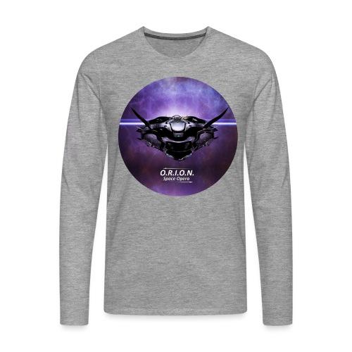 Eos - Männer Premium Langarmshirt