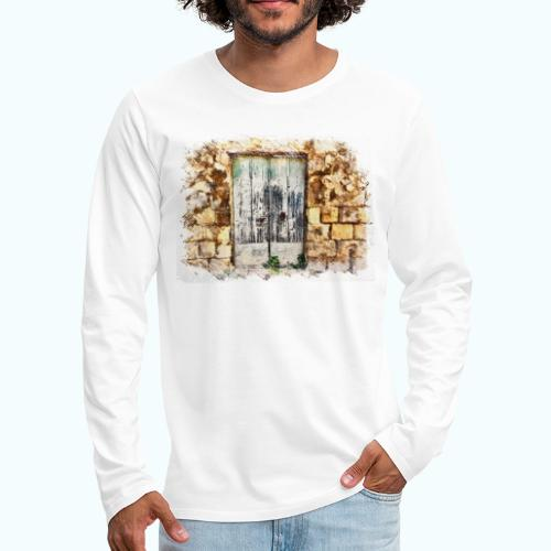 The door to your heart - Men's Premium Longsleeve Shirt