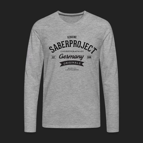 SP Originals - Männer Premium Langarmshirt