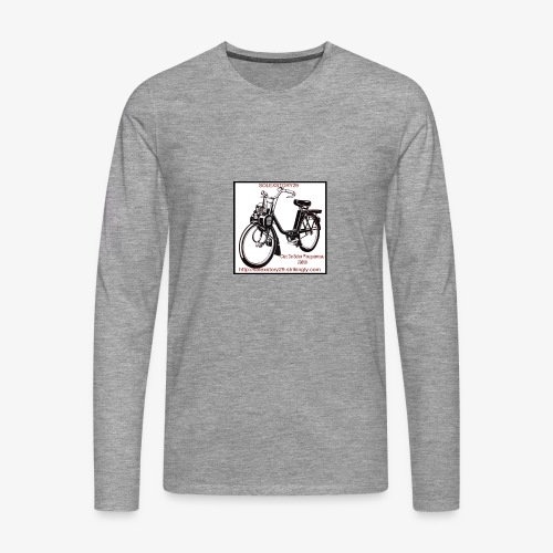 solexstory29 le club - T-shirt manches longues Premium Homme