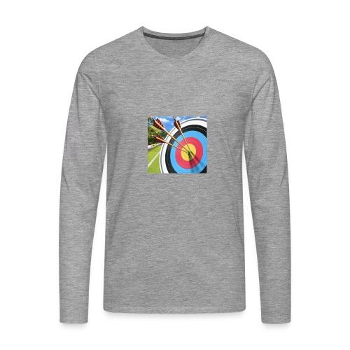 13544ACC 89C4 4278 B696 55956300753D - Premium langermet T-skjorte for menn