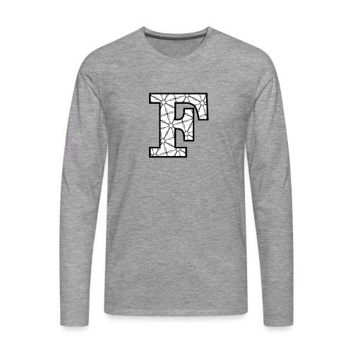 F - Männer Premium Langarmshirt