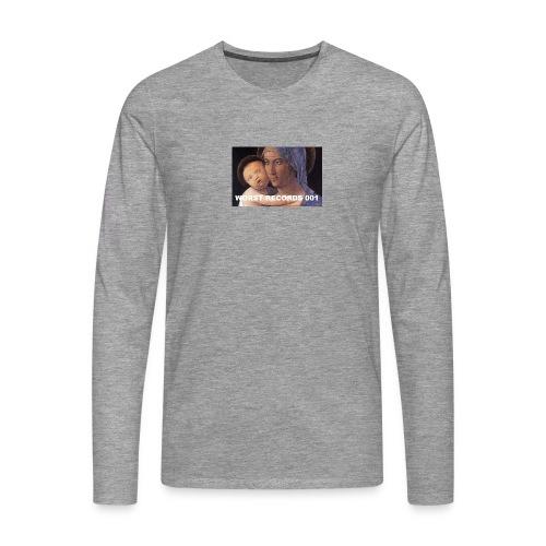 Worst Records 001 - Men's Premium Longsleeve Shirt