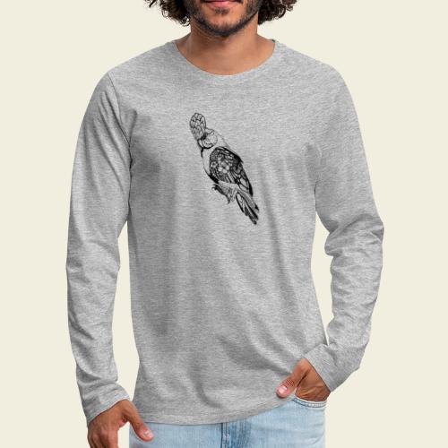 Kakadu - Männer Premium Langarmshirt