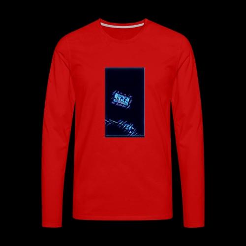 It's Electric - Men's Premium Longsleeve Shirt