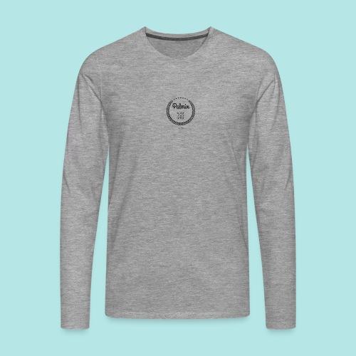 Wish Black - Men's Premium Longsleeve Shirt