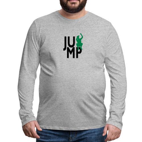 JUMP - Männer Premium Langarmshirt