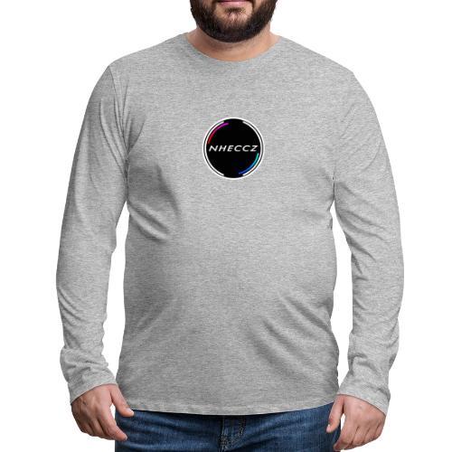 NHECCZ Logo Collection - Men's Premium Longsleeve Shirt