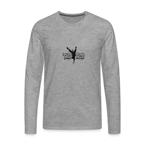hip hop - T-shirt manches longues Premium Homme
