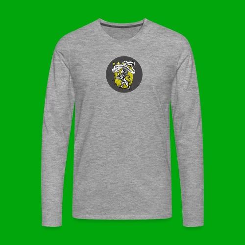 AS-2016-rund-transpa - Männer Premium Langarmshirt