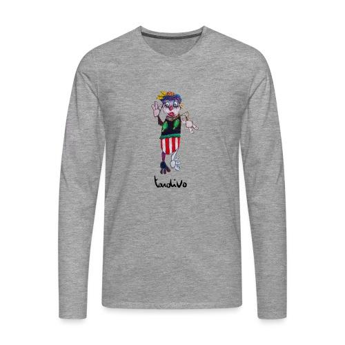 Tardivo - T-shirt manches longues Premium Homme
