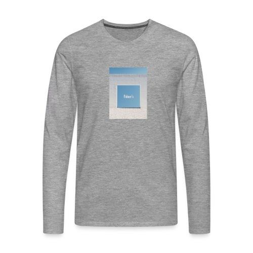 Palmer's Window - Camiseta de manga larga premium hombre
