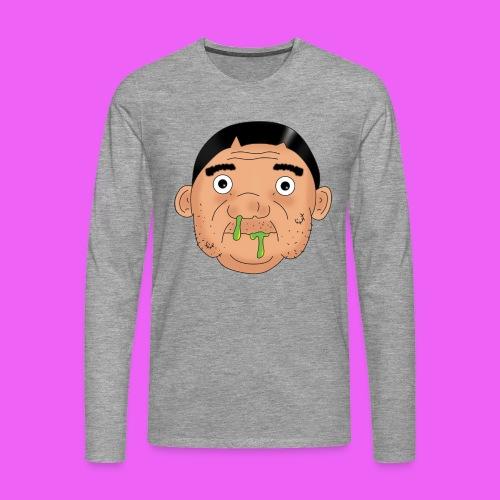 Fat boy - Camiseta de manga larga premium hombre