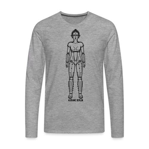 Maria - Männer Premium Langarmshirt