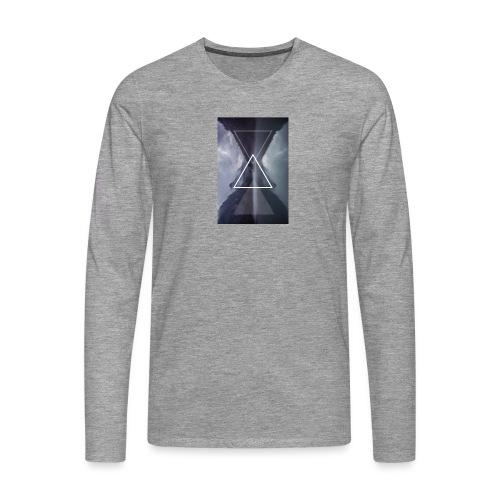 SHAPE - Koszulka męska Premium z długim rękawem