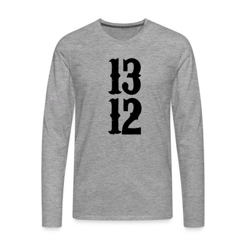 1312 - Männer Premium Langarmshirt