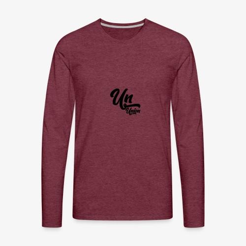 Union - T-shirt manches longues Premium Homme
