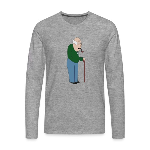 Old Tosspot - Men's Premium Longsleeve Shirt