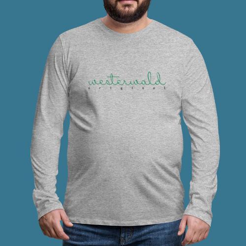 Original Westwood - Männer Premium Langarmshirt