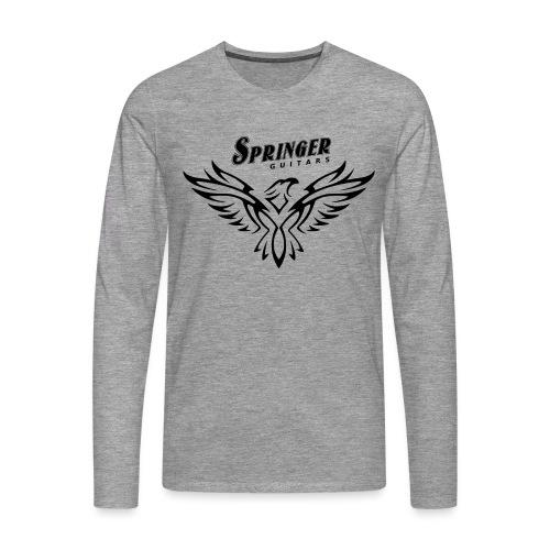 Springer FireHawk - T-shirt manches longues Premium Homme