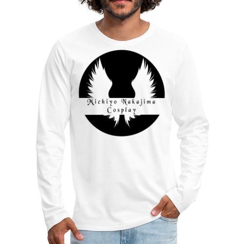 MNC Logo [No Phrase] - Men's Premium Longsleeve Shirt