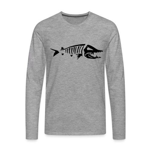GSUPB - bara gadda - Långärmad premium-T-shirt herr