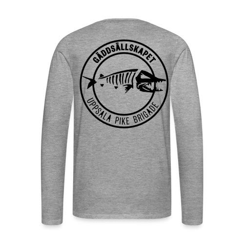 GSUPB - svart - 50mm - Långärmad premium-T-shirt herr