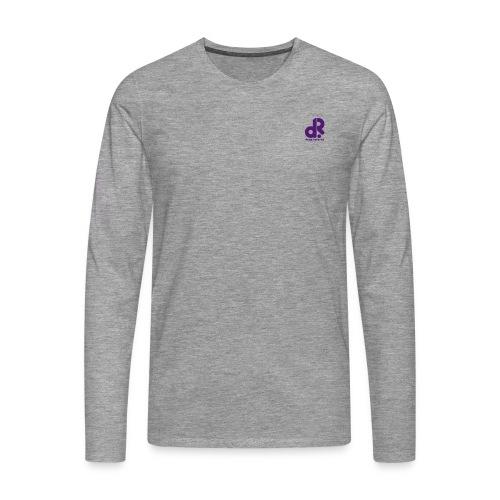 Doep Recordz T-Shirt - Männer Premium Langarmshirt