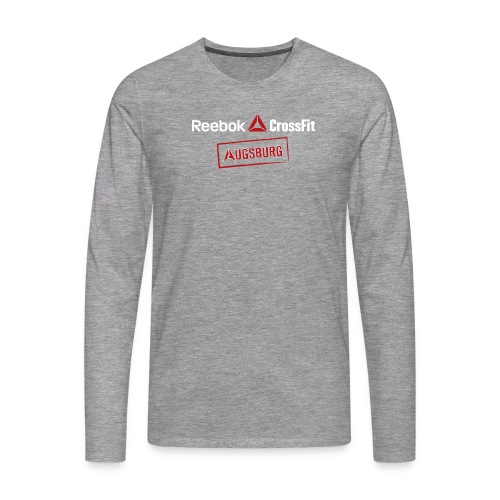 RCFA-Hellgrau - Männer Premium Langarmshirt