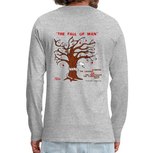 The Climbing Temptation Firma - Camiseta de manga larga premium hombre