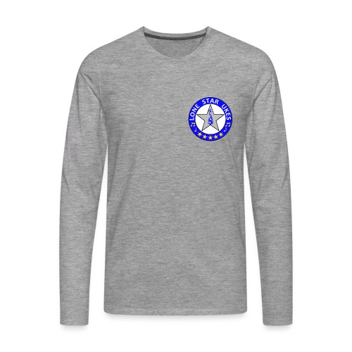 Lone Star Ukes - Men's Premium Longsleeve Shirt