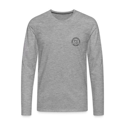Apparel badge AW - Men's Premium Longsleeve Shirt