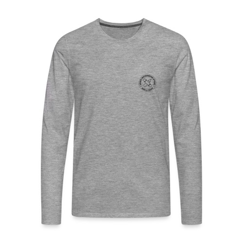 Apparel badge AW - Men's Premium Longsleeve Shirt