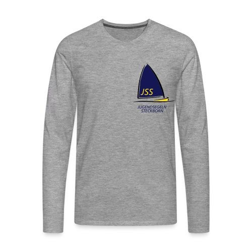 jss logo vec 2 - Männer Premium Langarmshirt